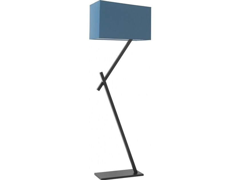 Metal floor lamp CLUB | Floor lamp by Flam & Luce