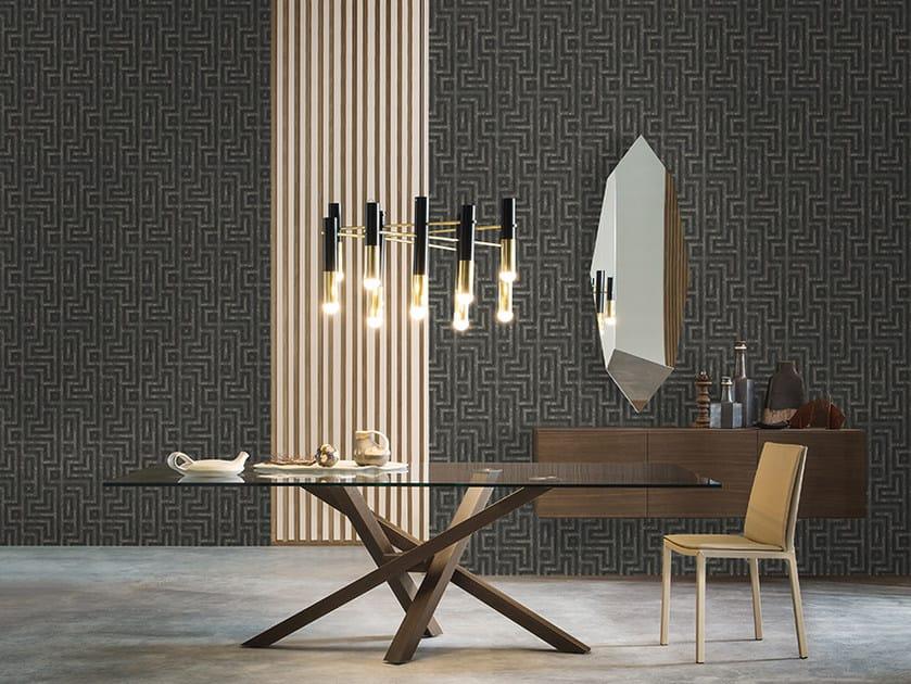 Motif panoramic wallpaper CNOSSO by Inkiostro Bianco