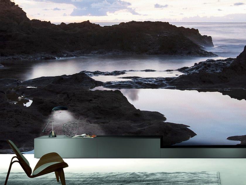 Landscape wallpaper COAST by Mat&Mat