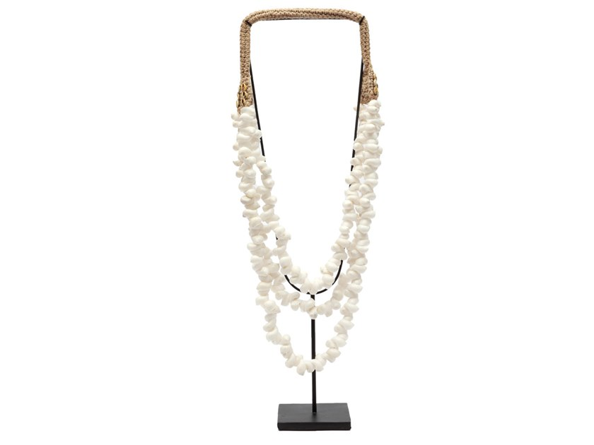 Metal decorative object COASTAL NECKLACE by Bazar Bizar