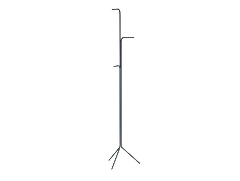 Steel coat stand D12 | Coat rack by Diabla