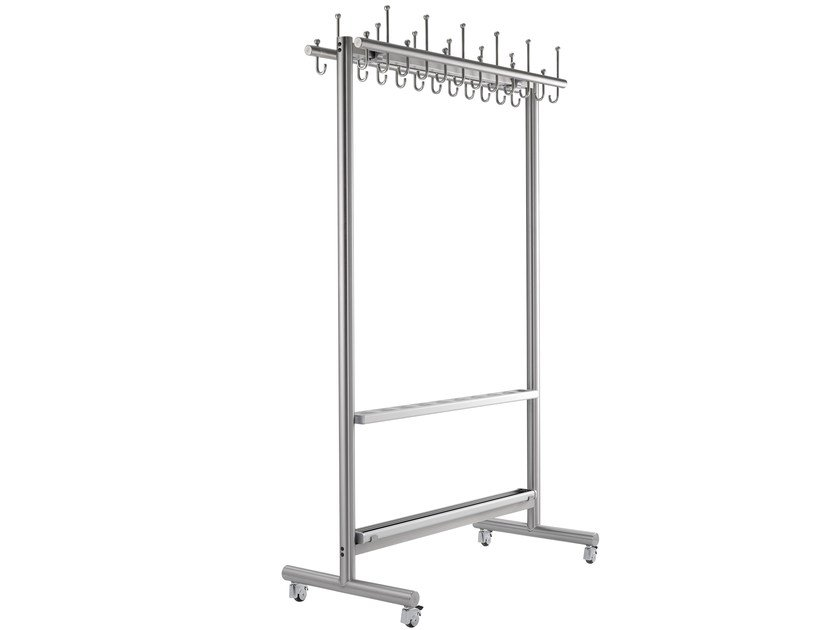 Steel coat rack FINO | Coat rack by rosconi