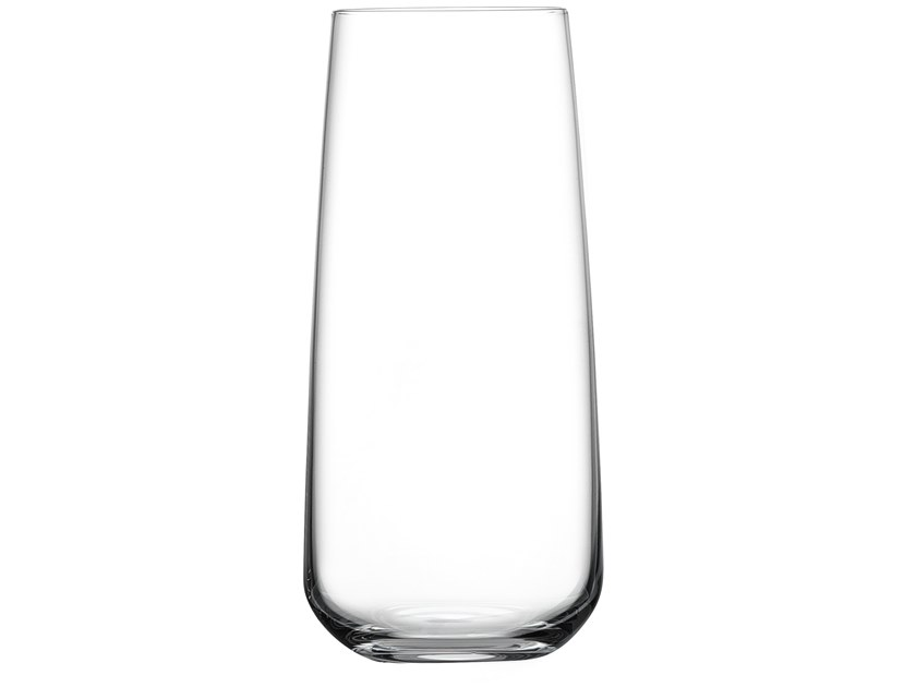 Set of 4 Long Drink Glasses MIRAGE | Cocktail glass by NUDE