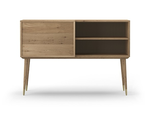 Oak sideboard COCÒ 030/1 | Sideboard by Callesella Arredamenti