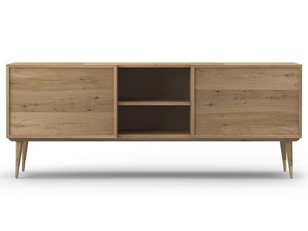 Oak sideboard COCÒ 038/2 | Sideboard by Callesella Arredamenti