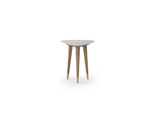 Triangular coffee table COCÒ 065 | Coffee table by Callesella Arredamenti