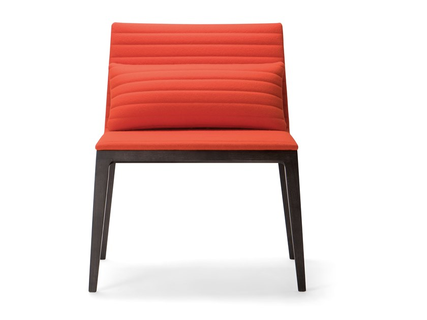 Upholstered easy chair COCO' ARMCHAIR by Verti
