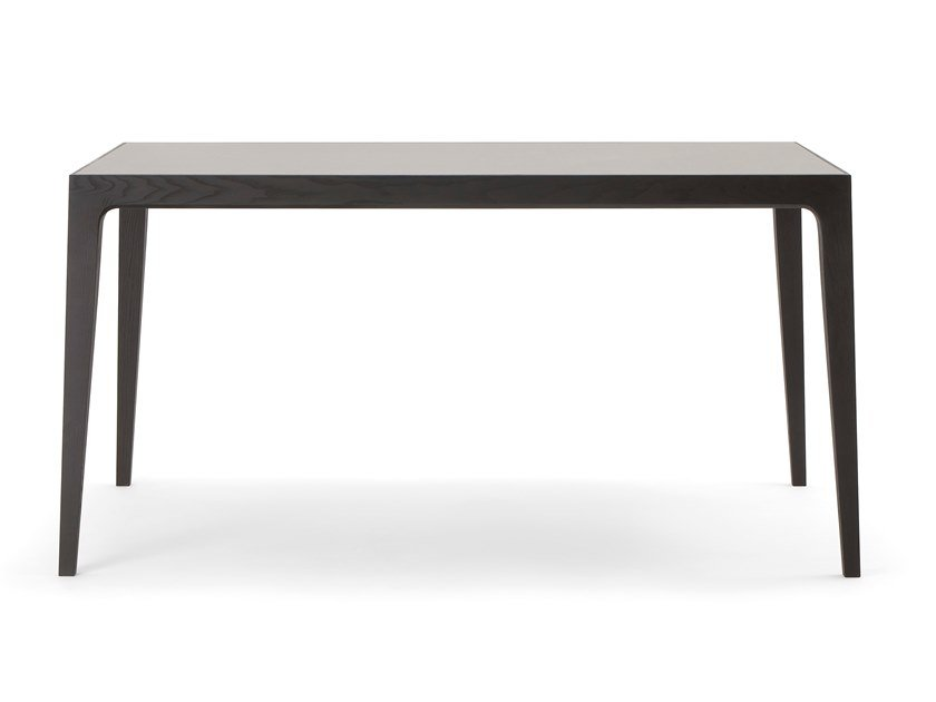 Rectangular solid wood table COCO' TABLE   Rectangular table by Verti