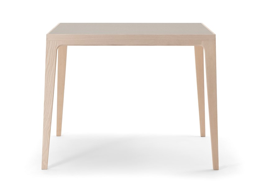 Square solid wood table COCO' TABLE | Table by Verti