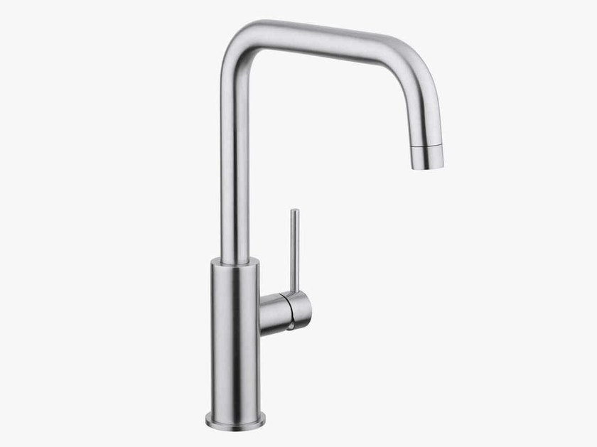 Countertop 1 hole kitchen mixer tap COCOON MONO 13 by COCOON