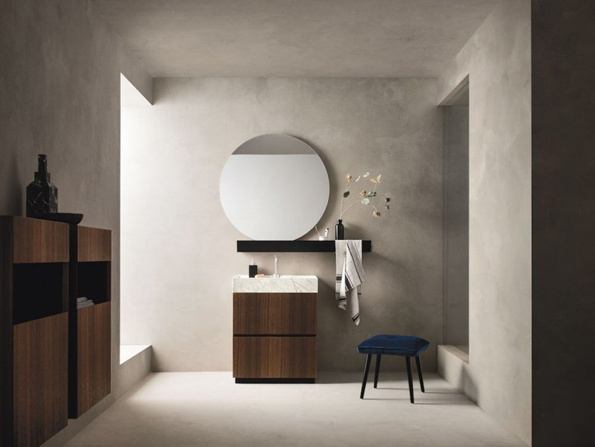 Bathroom cabinet / vanity unit CODE 03 by Arbi Arredobagno
