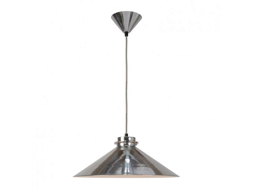 Aluminium pendant lamp with dimmer CODIE by Original BTC