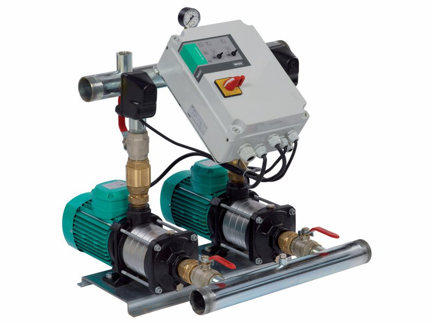 Pump and circulator for water system COE-2 MHIL BC by WILO Italia