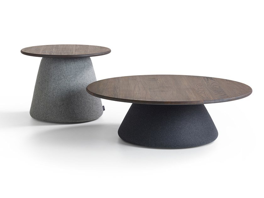 Round coffee table TERP | Coffee table by Artifort