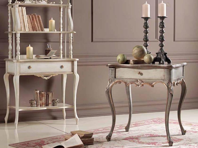 Tavolino quadrato in legno massello LORIS   Tavolino by Arvestyle