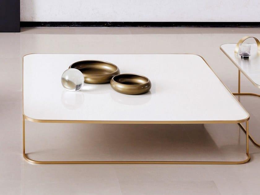 Tavolino quadrato in MDF ARLON | Tavolino by Désirée divani