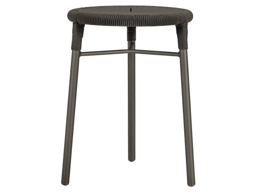 Round garden side table NEXUS | Coffee table by JANUS et Cie