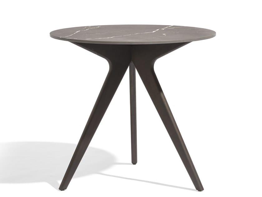 Ceramic garden table TORSA | Table by MANUTTI