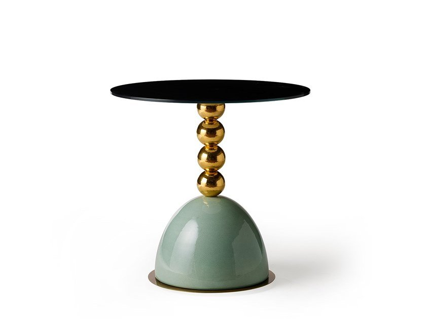 Side table PINS WITH SPHERES by MARIONI