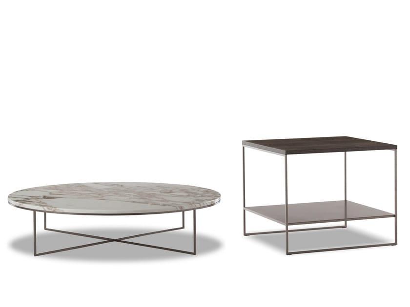 Tavolino CALDER BRONZE | Tavolino by Minotti