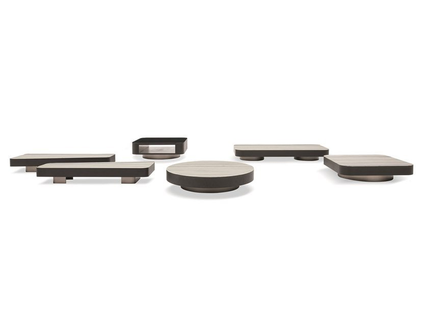 Coffee table MILTON | Coffee table by Minotti