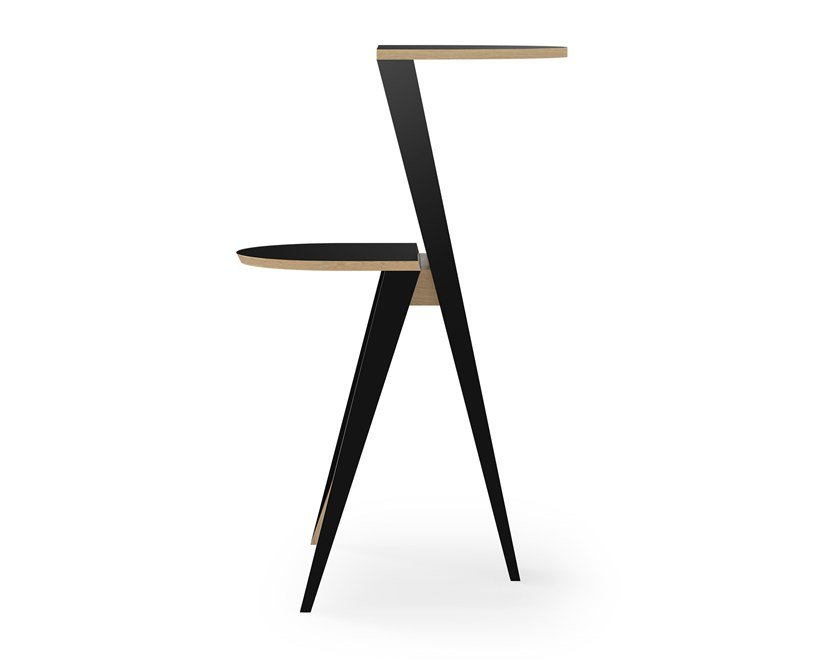 Stand up table ONE4TWO by rosconi