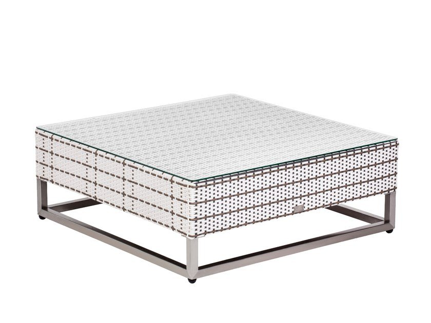 Square coffee table MADISON   Coffee table by 7OCEANS DESIGNS