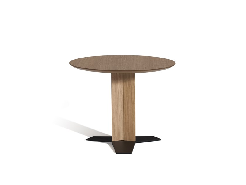 Round coffee table TRI-STAR | Coffee table by Capdell