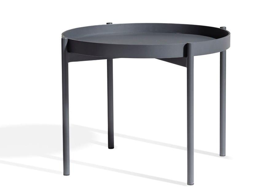 Round coffee table SALTÖ | Coffee table by Skargaarden