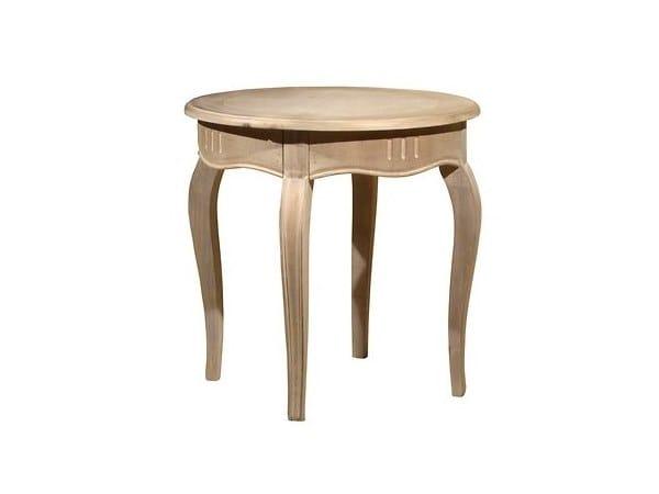 Tavolino rotondo in betulla COLETTE by Arrediorg.it®