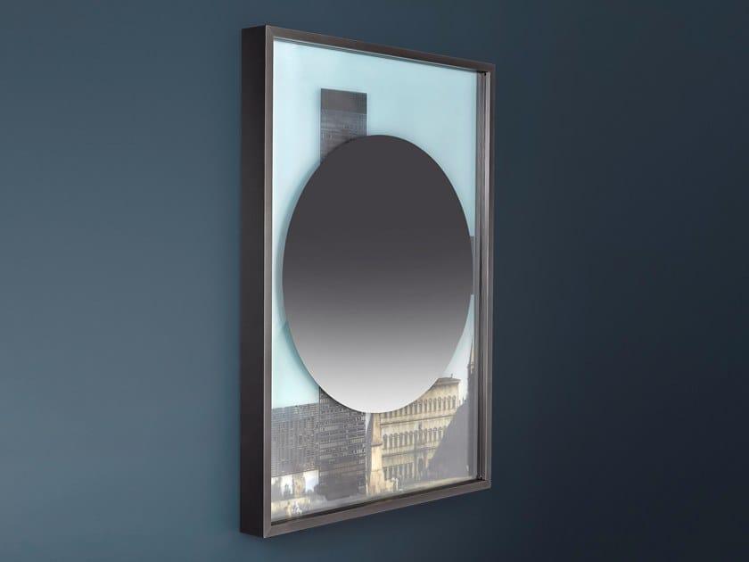 COLLAGE | Specchio rotondo