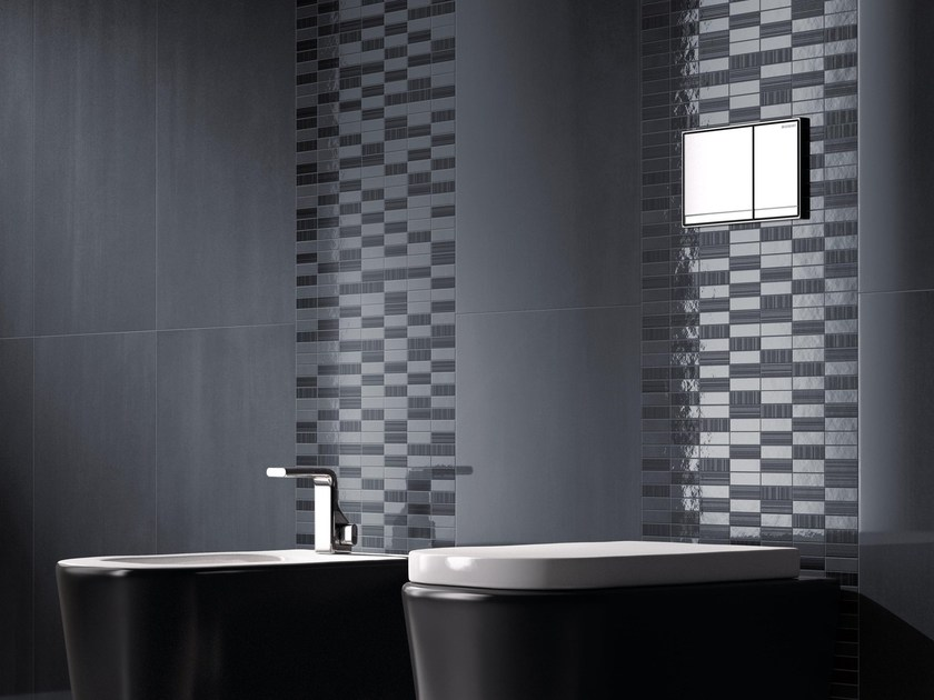 White-paste wall tiles COLOR FLOW by Supergres