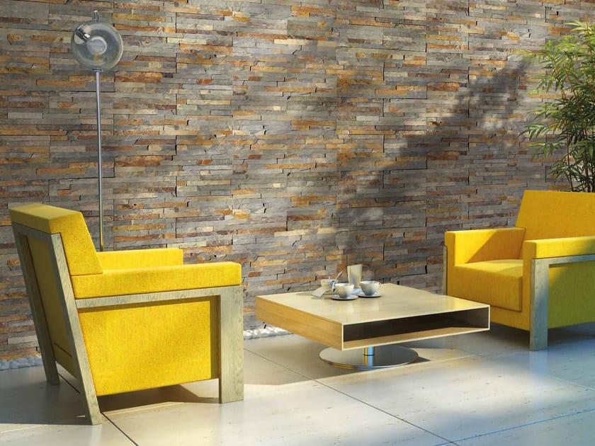 Natural stone wall tiles COLORADO by RECORD - BAGATTINI