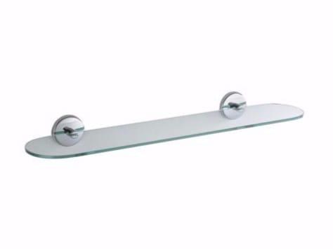 Crystal bathroom wall shelf COLORELLA | Crystal bathroom wall shelf by INDA®