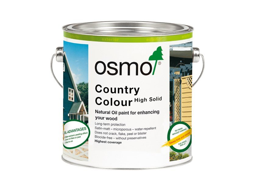 Wood treatment COUNTRY COLOUR by Osmo