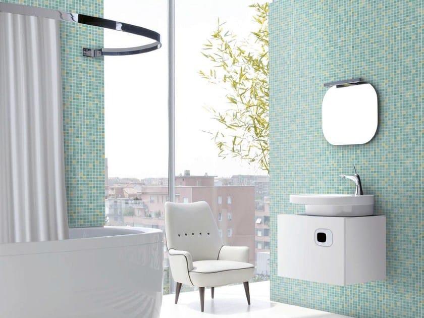 Glass Pool liner / mosaic COLORS+ by VIDREPUR