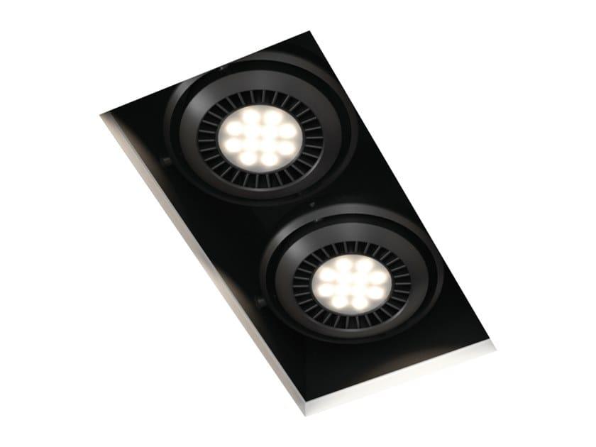 LED recessed spotlight COMA B by LUG Light Factory