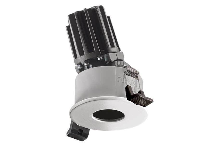 LED round recessed aluminium spotlight COMBINA D 1.1 by L&L Luce&Light