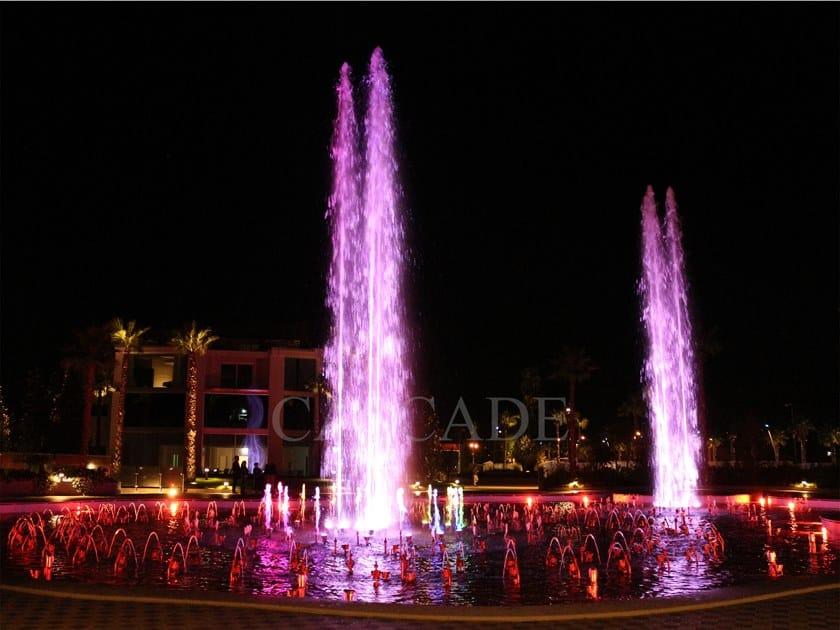 Fountain nozzle COMETA BIG by CASCADE