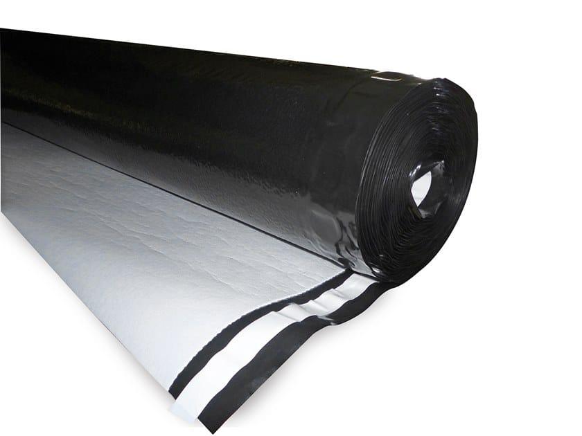 Impact insulation system COMFORT 3 B - POLIREX KEM 3 MM  80 KG/MC by Biemme