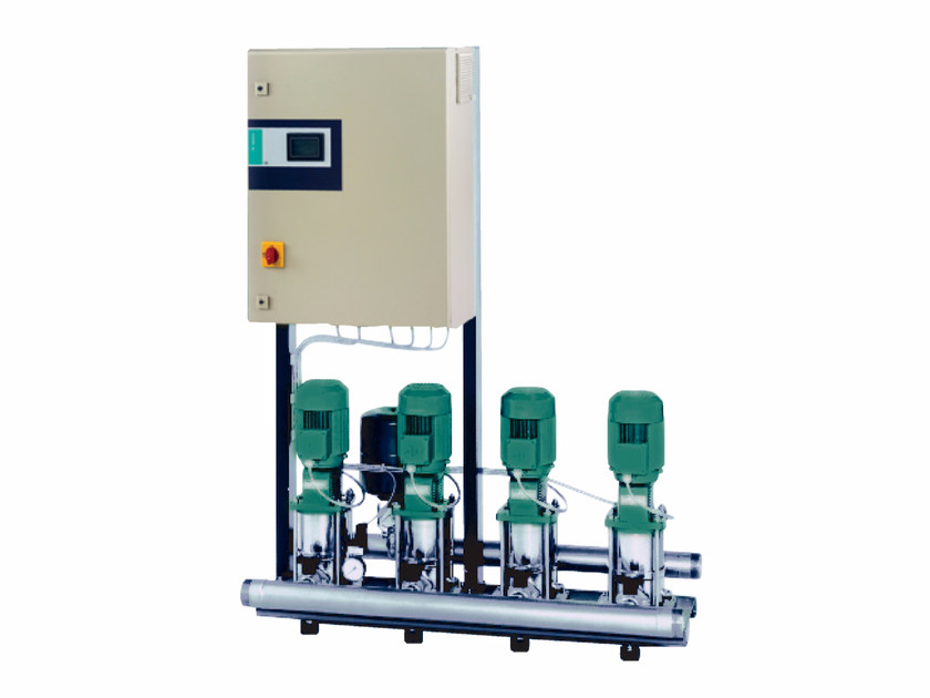 Pump and circulator for water system COMFORT CO-COR MVI by WILO Italia