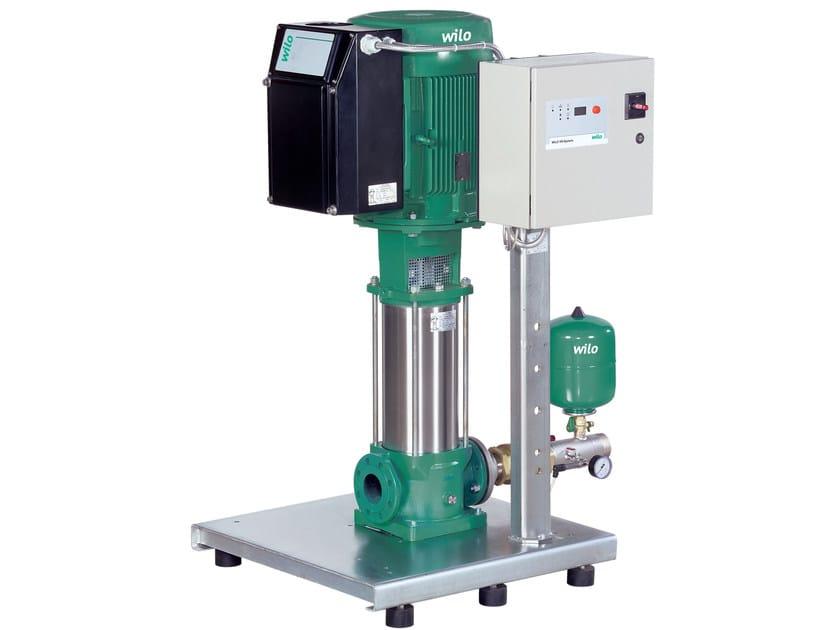 Pump and circulator for water system COMFORT VARIO COR-1 MVIE -VR by WILO Italia