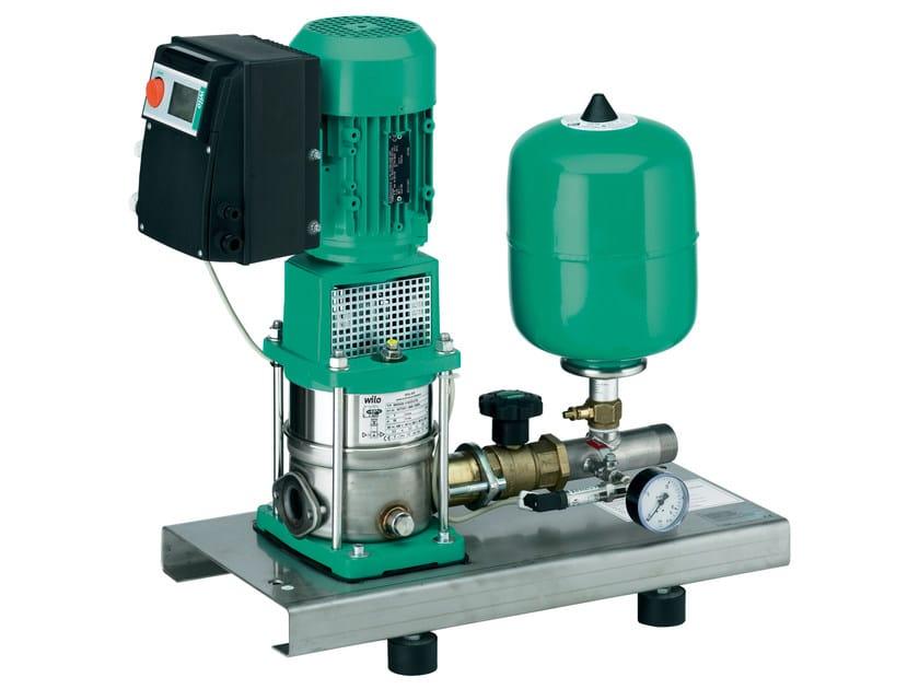 Pump and circulator for water system COMFORT VARIO COR-1 MVIE -GE by WILO Italia