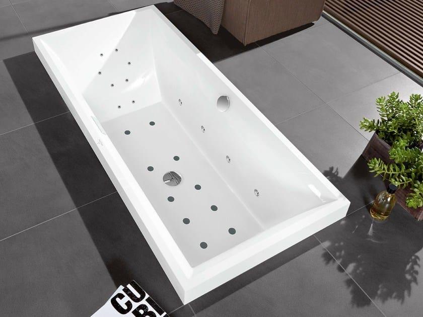 Built-in side shower COMFORT by Villeroy & Boch
