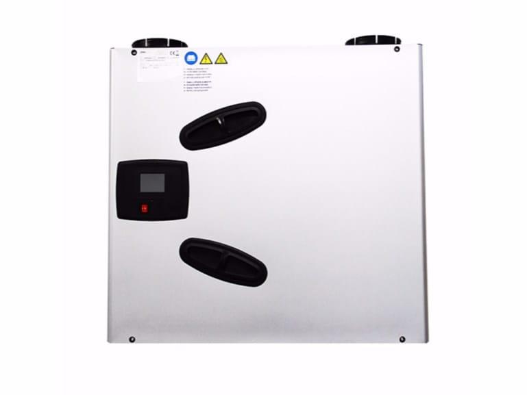 Heat recovery unit / Dehumidifier COMFORT WALL 400-600 by Idrosistemi srl