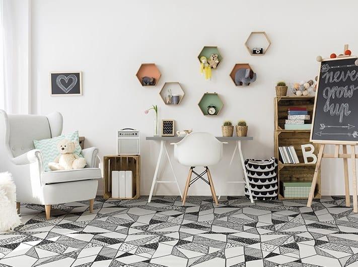 Porcelain wall/floor tiles COMIC by ITT Ceramic