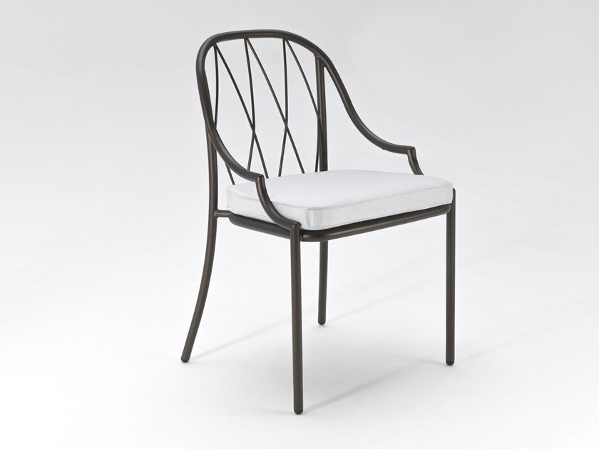 Steel chair COMO | Chair by emu