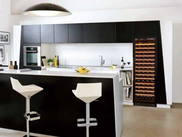 COMPACT: LARGE | Weinkühlschrank mit integrierter Beleuchtung ...