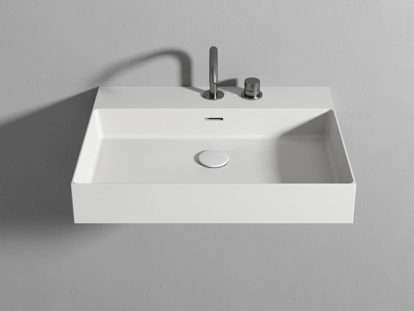 Lavabo in Korakril Blend in appoggio/sospeso KB by Rexa Design