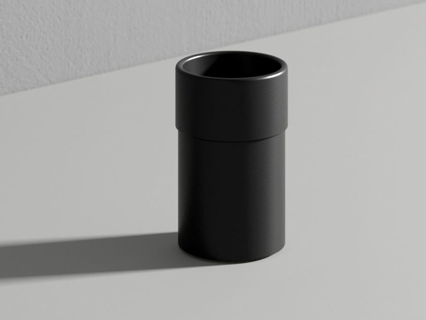 Portaspazzolino COMPACT LIVING | Portaspazzolino by Rexa Design